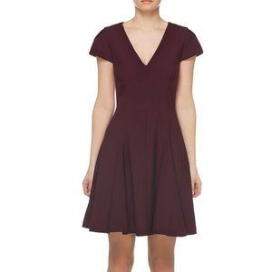 NWT Halston Heritage Fit and Flare Dress 6